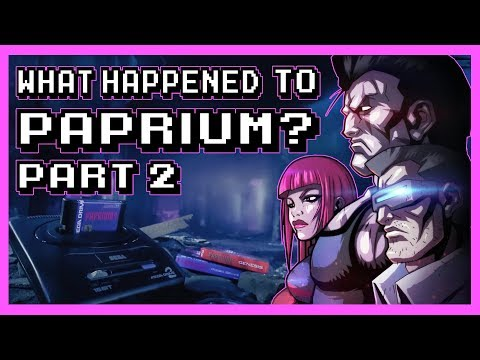 What Happened to Paprium? A Documentary (Part 2) - St1ka's Retro Corner