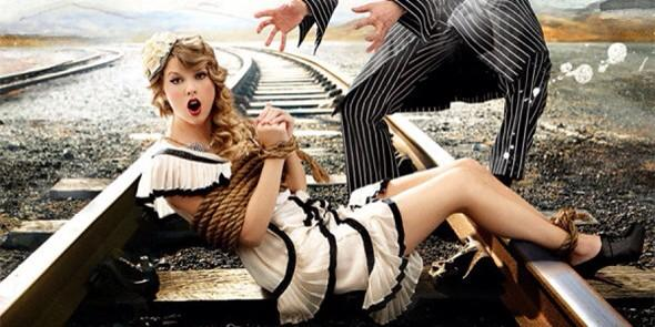 TAILOR SWIFT ON RAILS