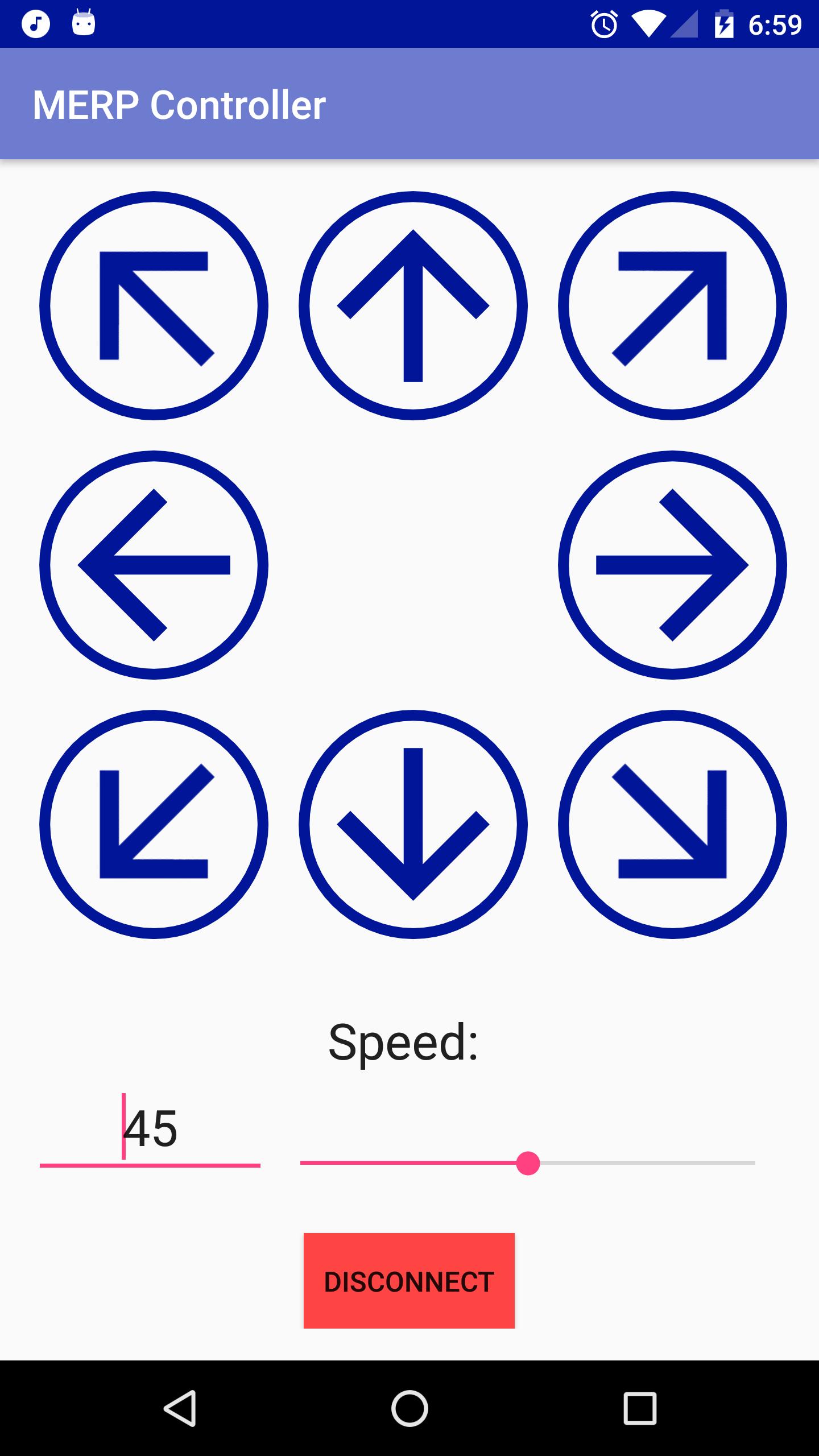 Controller Activity/Screen