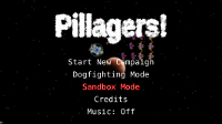 Pillagers!