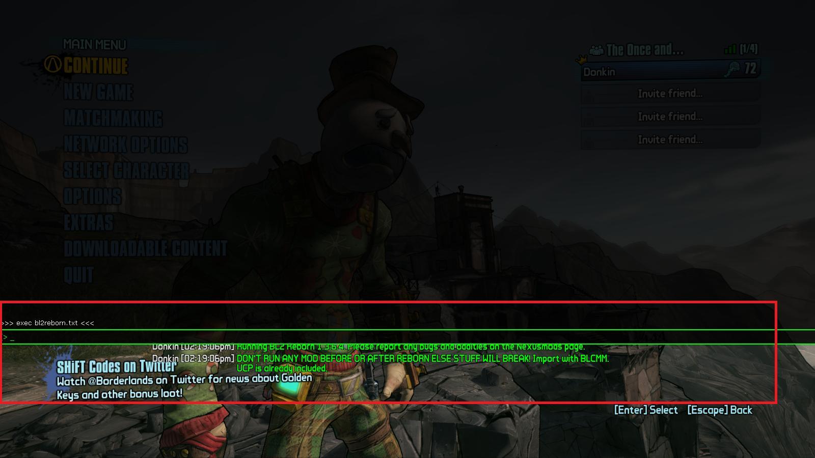 Borderlands 2 matchmaking level