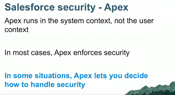 Salesforce Summaries – Your Apex Code and the Salesforce