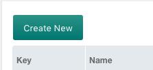 Create Context button