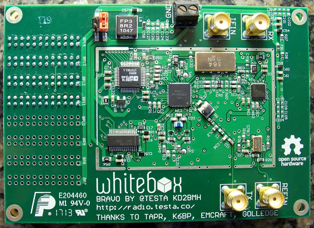 Whitebox Bravo