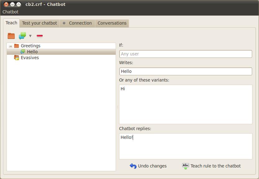 !Open Version Linux Screenshot 1