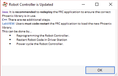 Downloading Phoenix Framework and Updating the PCM Firmware
