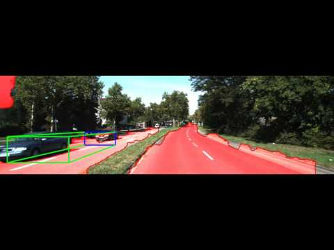 Road & Object Detection