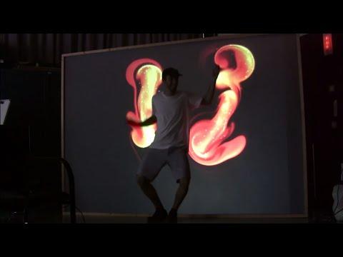Openframeworks Kinect V2 Tutorial | damnxgood com