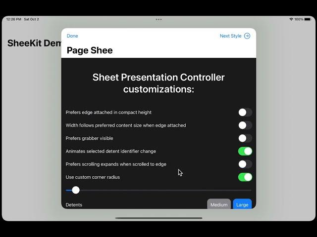 SheeKit Demo on YouTube