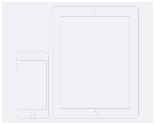 iOS Wireframe