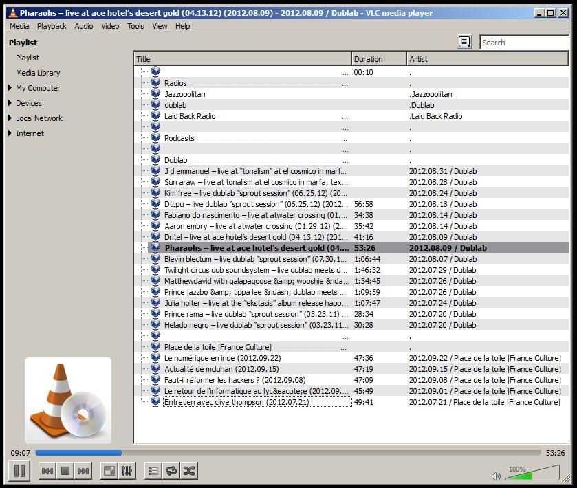 GitHub - fluaten/PlaylistRSS: Webhosted m3u playlist generator from