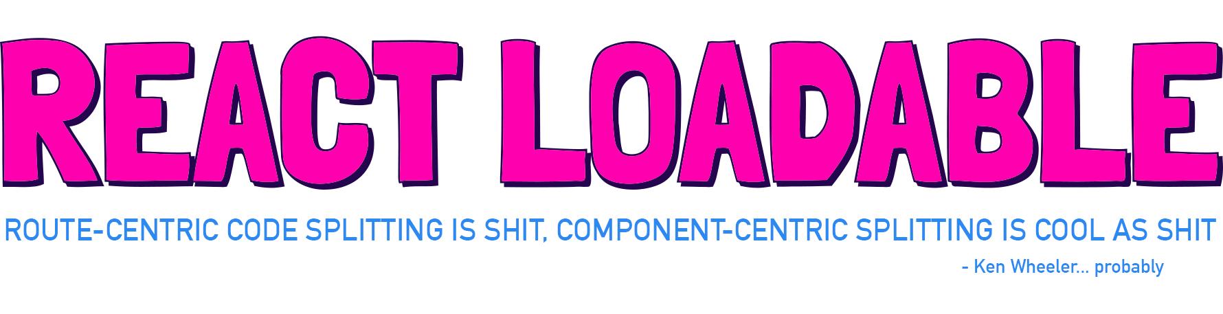React Loadable