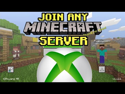 Xbox One BedrockConnect