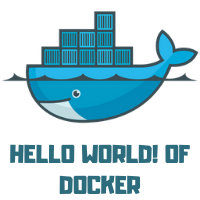 Hello World! of Docker