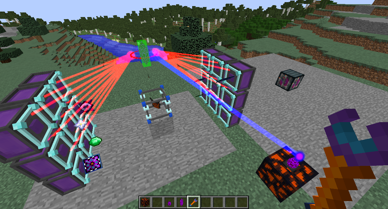 Fusion Crafting Ejectors Wont Accept Power Issue 934 Relay Minecraft When Using Wireless Energy Crystals To Machines Make Sure They Are Actually Linked By Holding A Crystal Binder