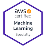AWS Certified Machine Learning – Specialty