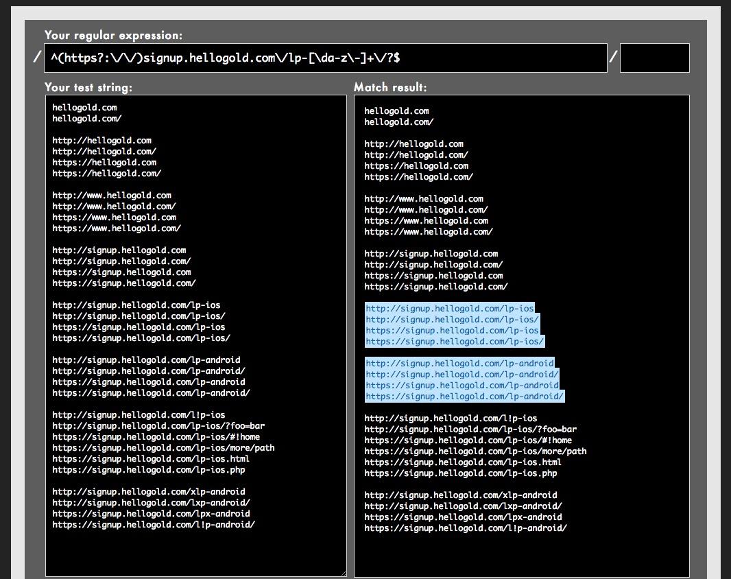 Gutscheincode neuer Lebensstil Bestellung Regex to only take a specific sub-domain URLs that contain ...