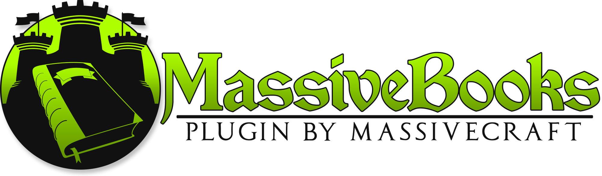 MassiveBooks Logotype
