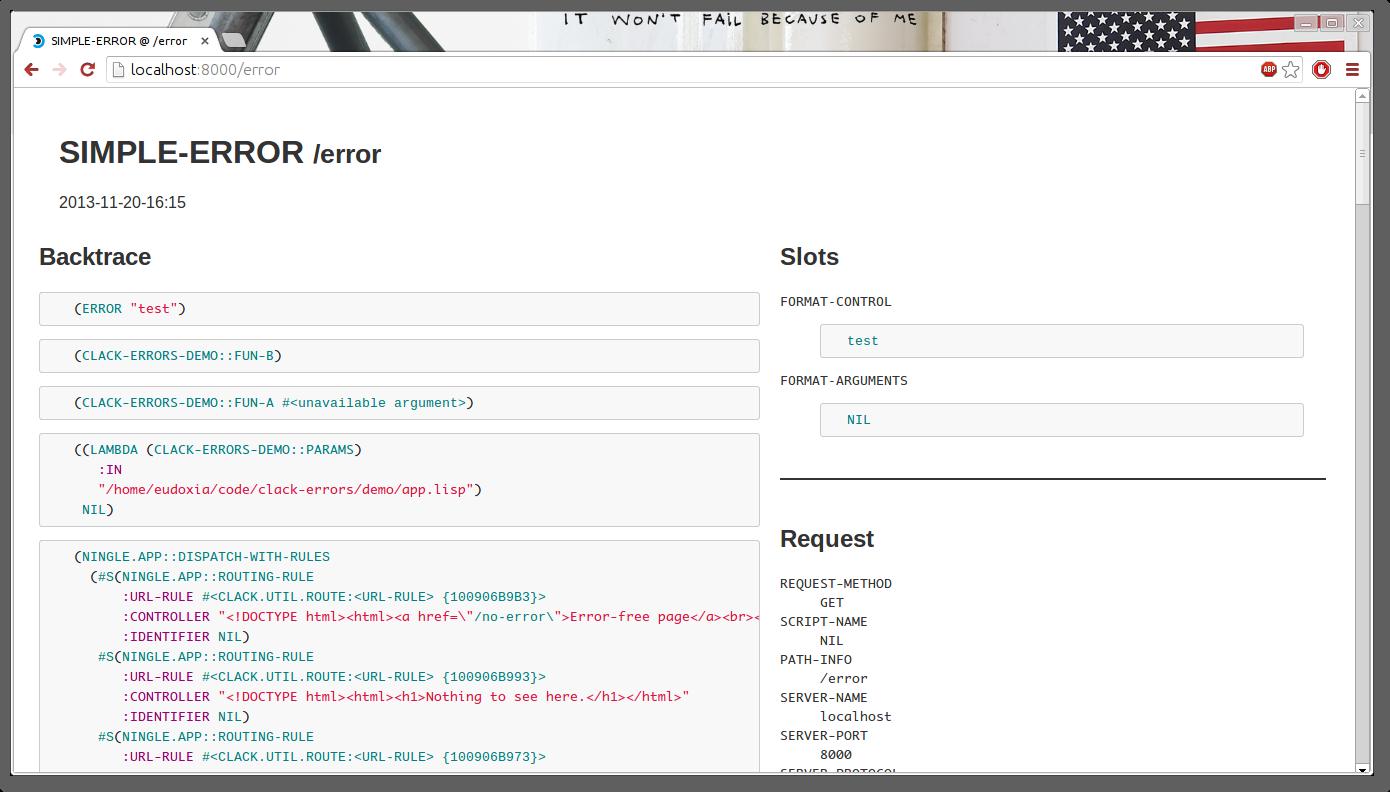 State of Common Lisp Web Development - an overview - Lisp