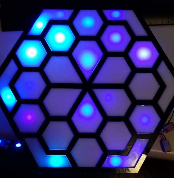 led_array_from_led_strips