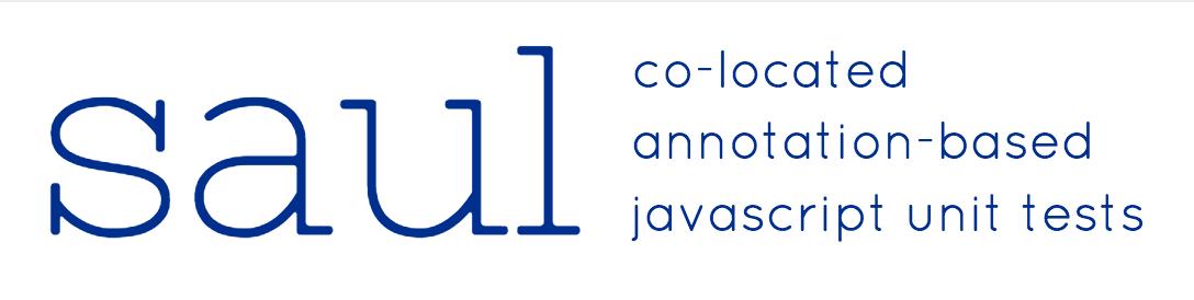 GitHub - nadeesha/saul: Experimental annotation-based javascript