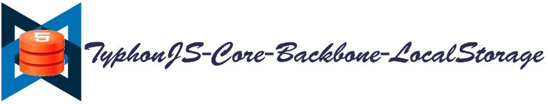 typhonjs-core-backbone-localstorage