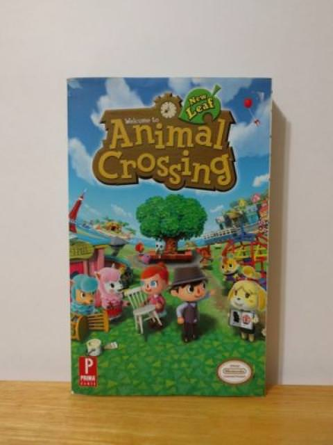 New Leaf Prima Official Game Guide Animal Crossing