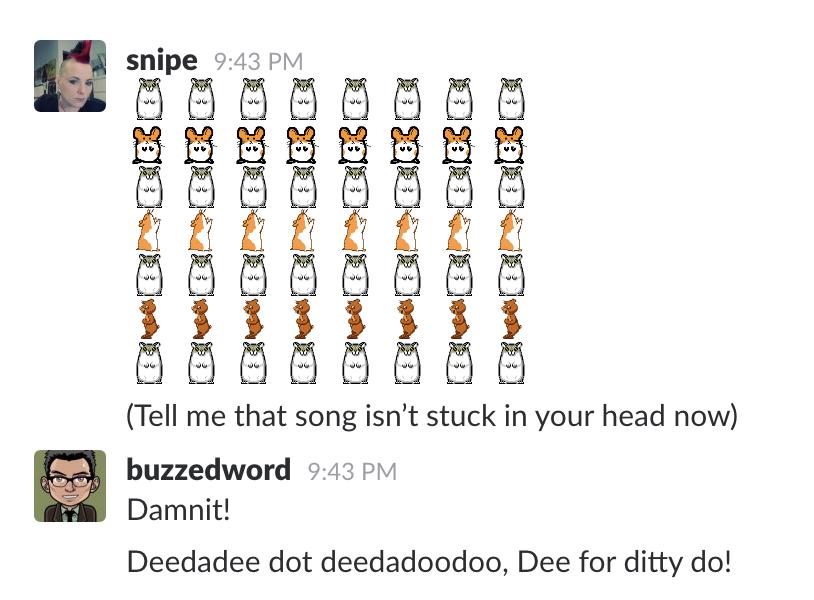 Github Snipe Hamsterdance Emojipack Slack Emojipack For The Old
