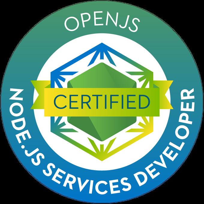 OpenJS Node.js Services Developer