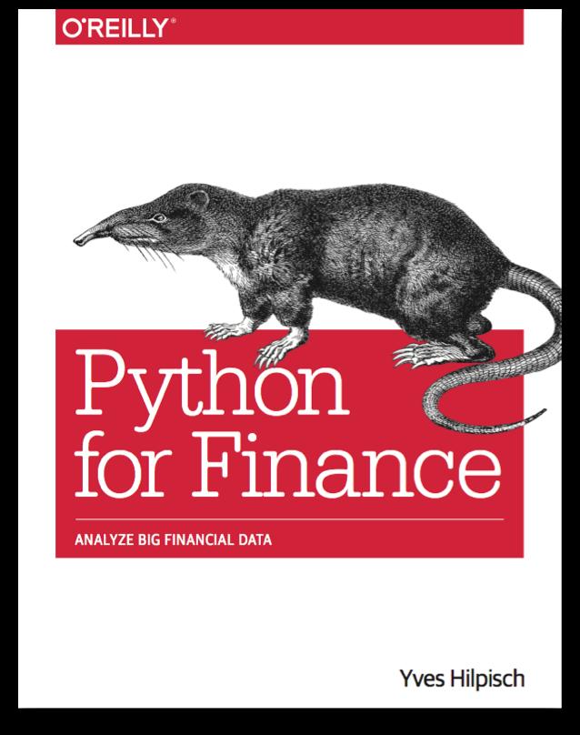 GitHub - yhilpisch/py4fi: Python for Finance (O'Reilly)