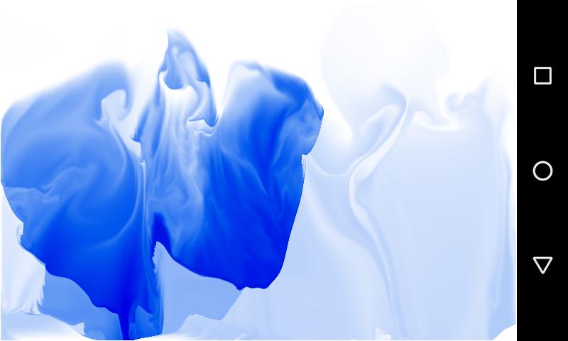GitHub - mishurov/fluid: A real time fluid simulation using