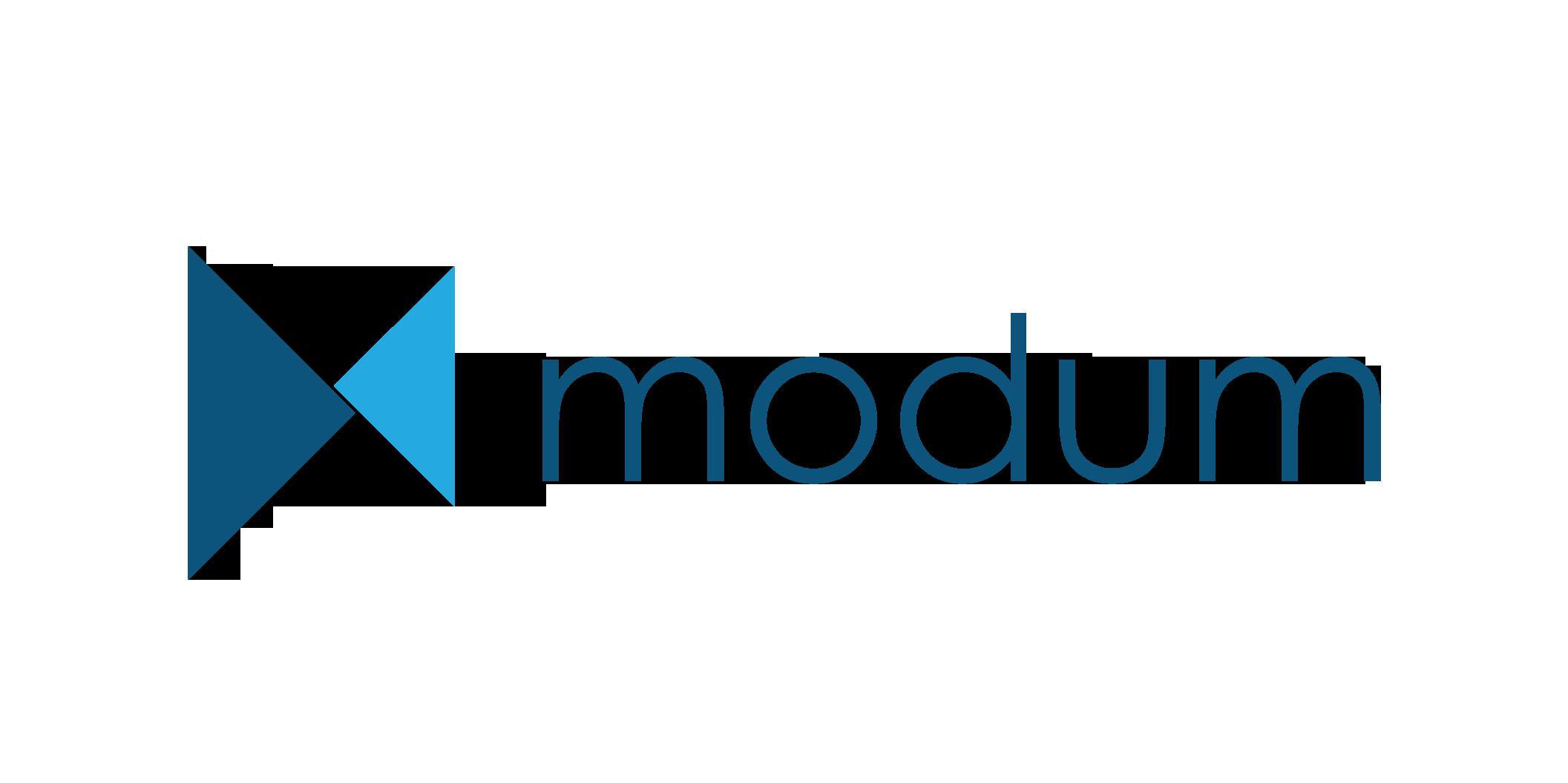 modum.io Logo
