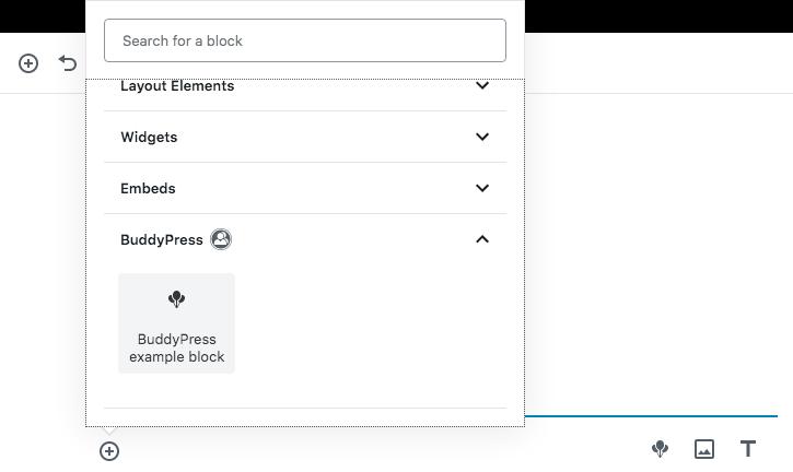 Blocks Category