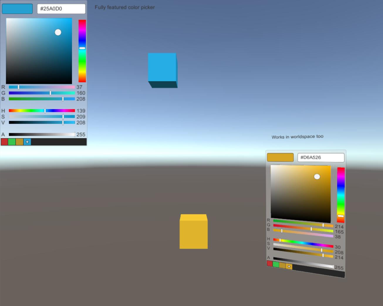 GitHub - judah4/HSV-Color-Picker-Unity: HSV color picker for