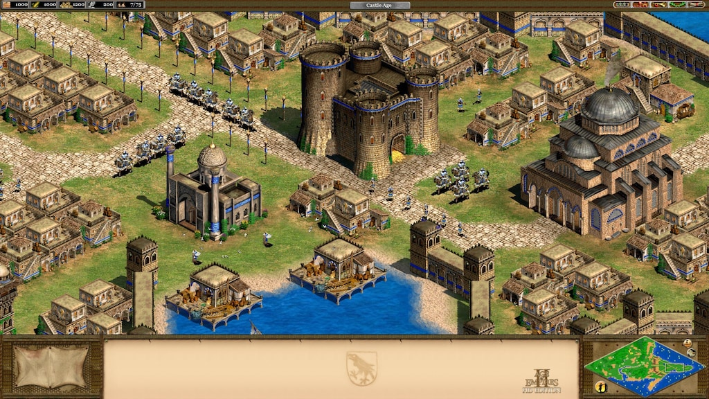 age of empires online free download full version