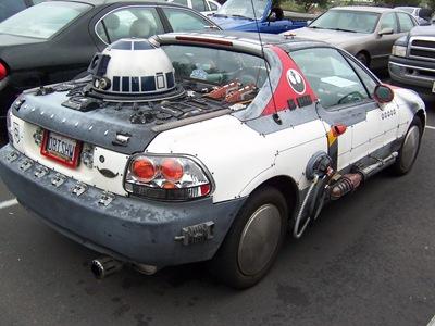 X-Wing Car
