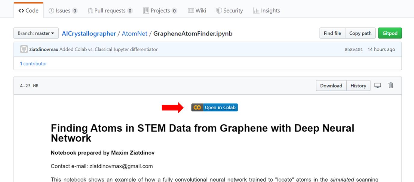 GitHub - pycroscopy/AICrystallographer: Here, we will upload