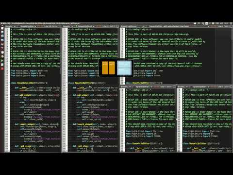 Ninja-IDE Videos and Screencasts