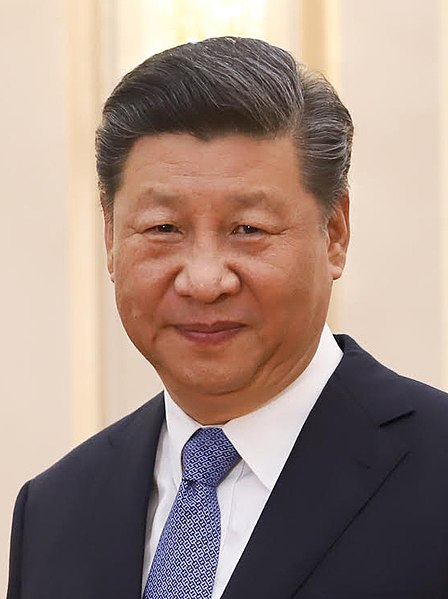 448px Xi Jinping 2019