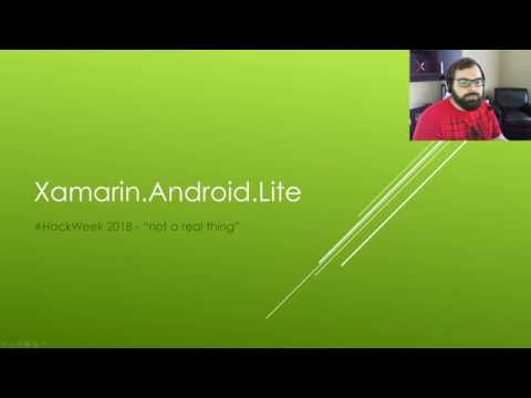 Xamarin.Android.Lite