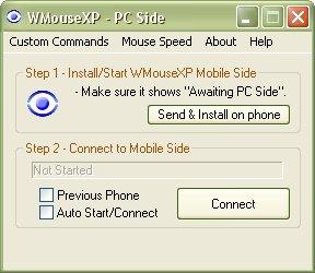 WMouseXP PC-Side