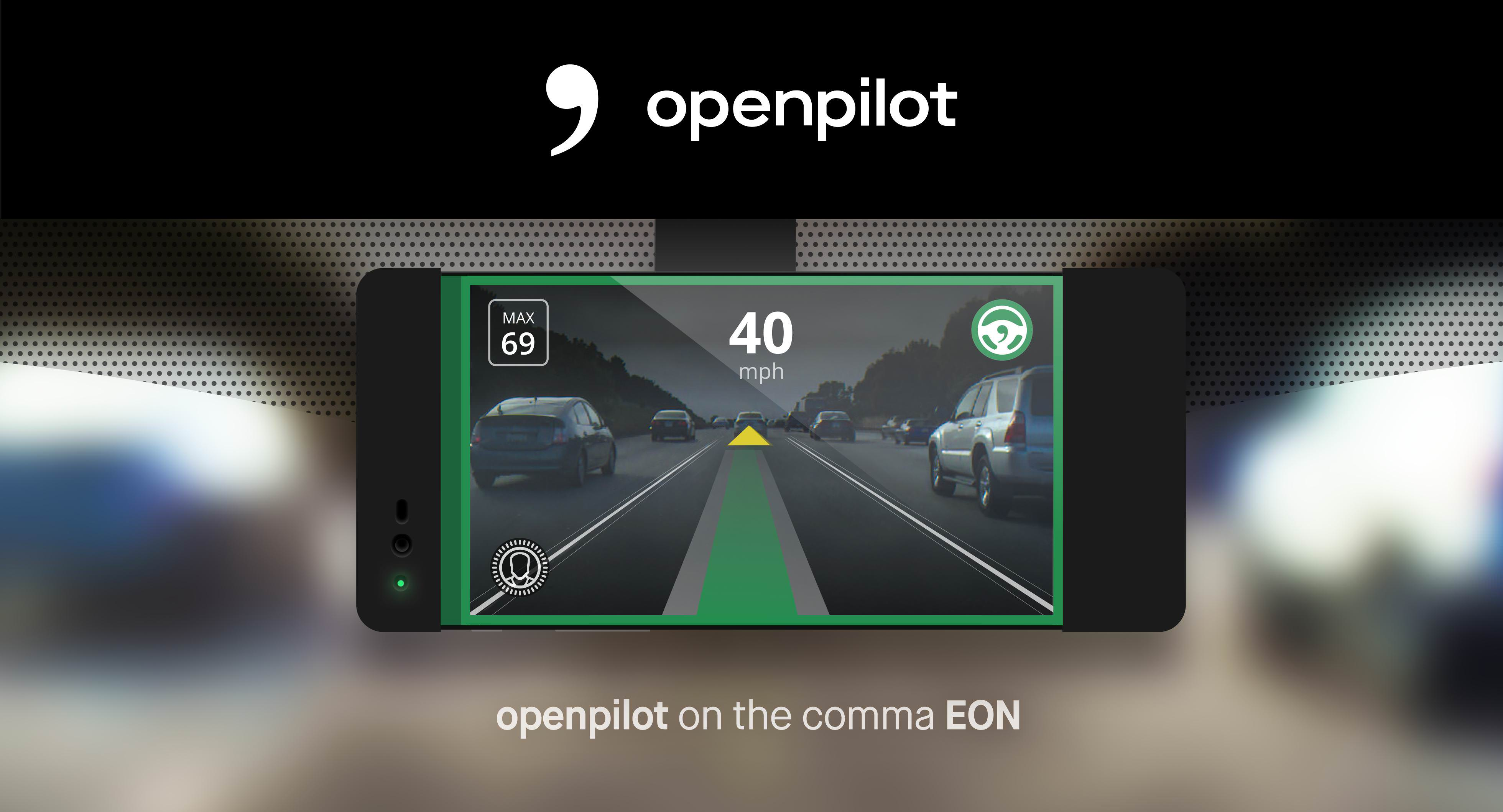 GitHub - commaai/openpilot: open source driving agent