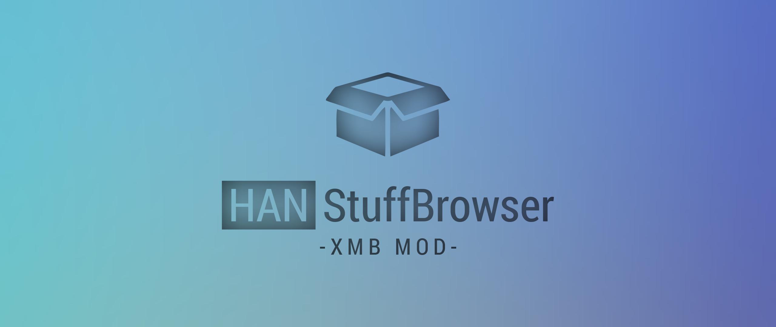 GitHub - The-Marker/HAN-StuffBrowser: PS3 HAN XMB MOD