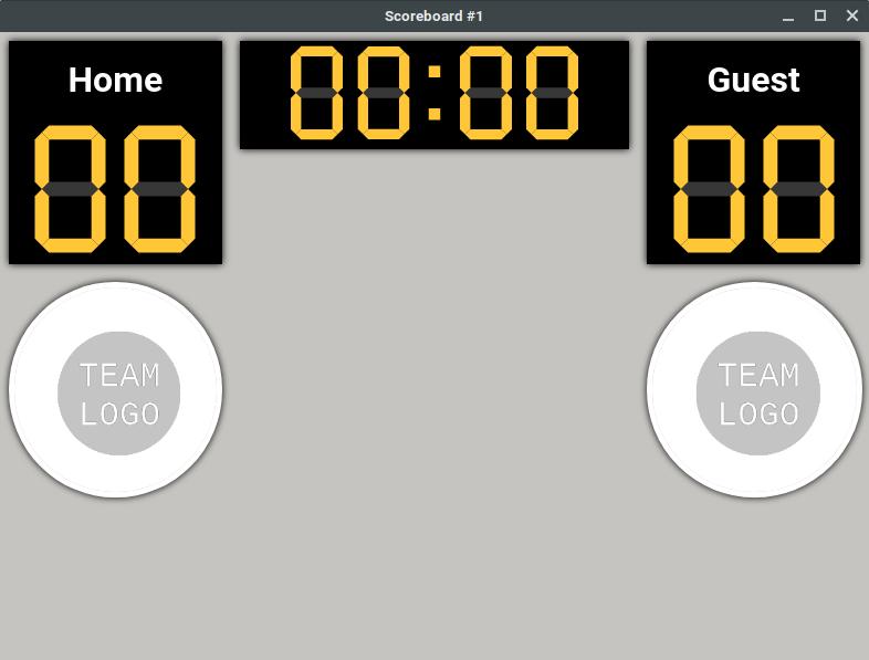 Scoreboard Screenshot