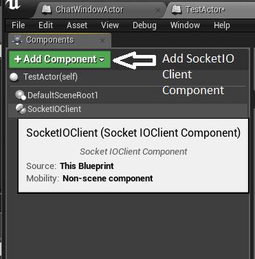 GitHub - getnamo/socketio-client-ue4: socket io client