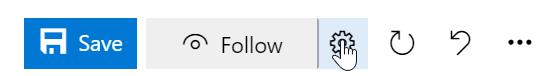 Custom work item notification settings