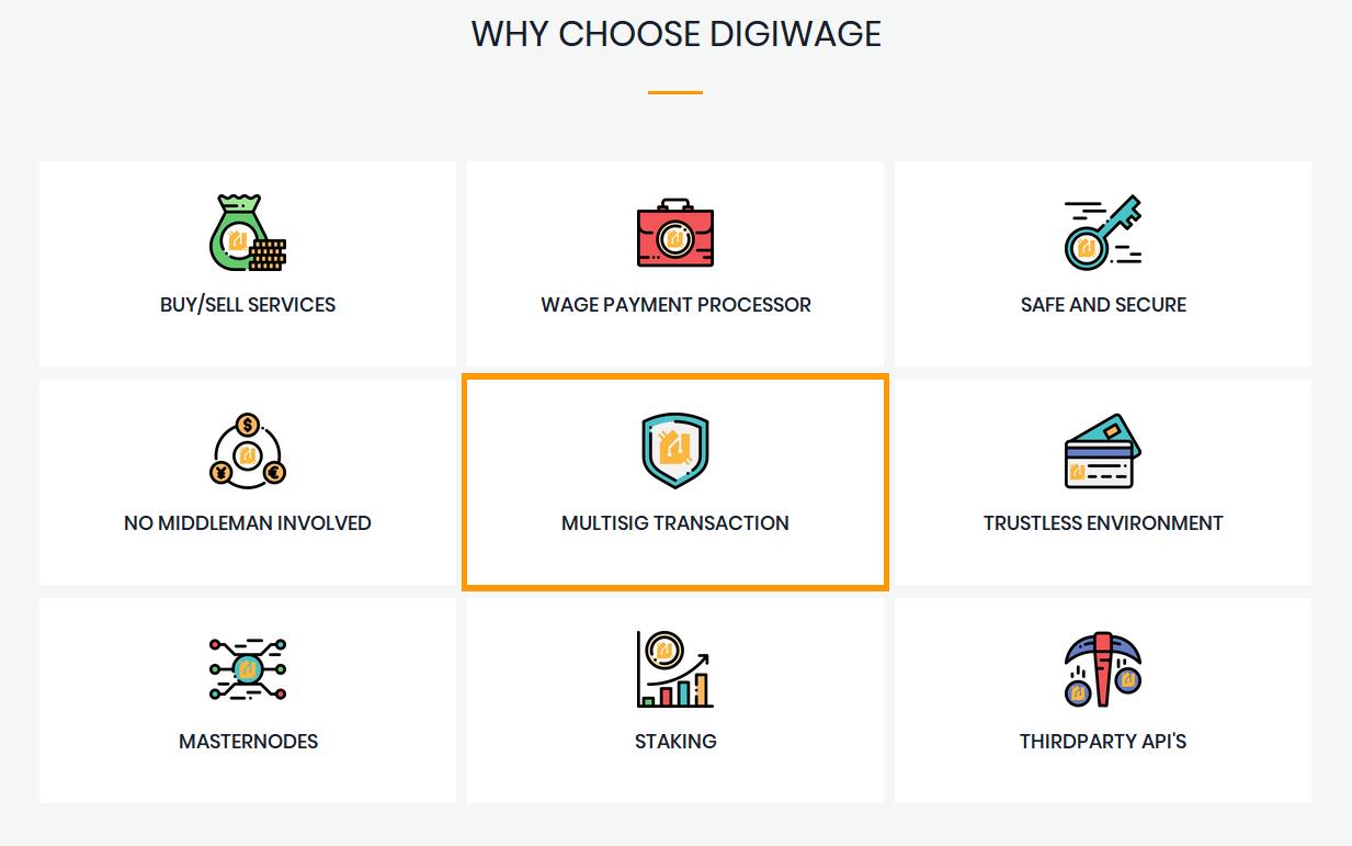 Why choose Digiwage?