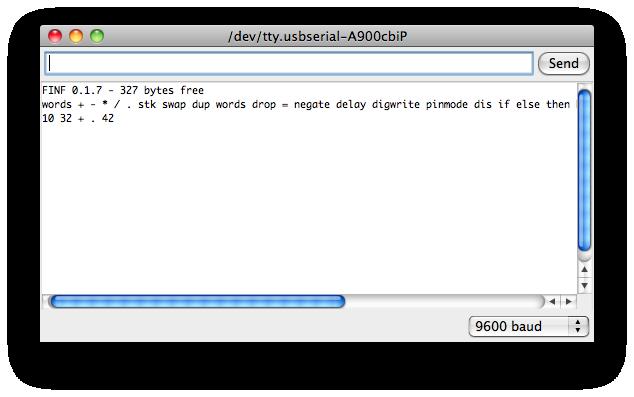 serial monitor screenshot!