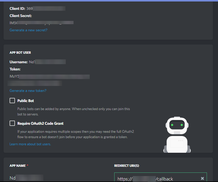 Bot Application
