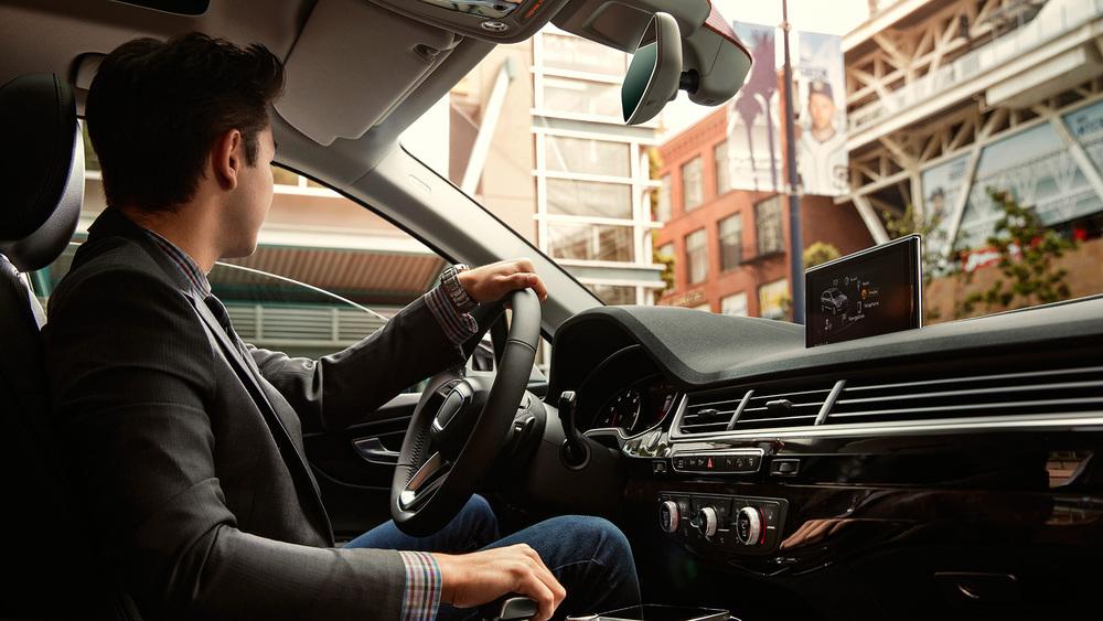 Qualcomm: Driving